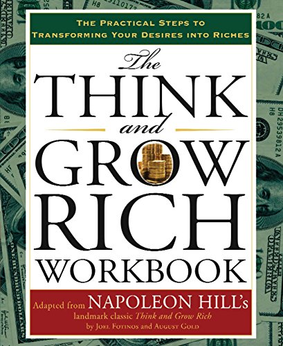 9781585427116: The Think and Grow Rich Workbook: The Practical Steps to Transforming Your Desires into Riches (Tarcher Master Mind Editions)