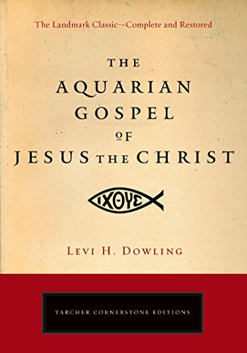 9781585427246: The Aquarian Gospel of Jesus the Christ (Tarcher Cornerstone Editions)