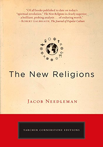 9781585427444: The New Religions (Tarcher Cornerstone Editions)