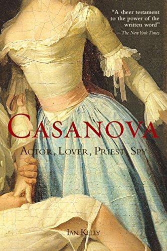 9781585428441: Casanova: Actor, Lover, Priest, Spy