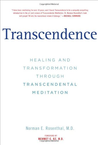 9781585428731: Transcendence: Healing and Transformation Through Transcendental Meditation
