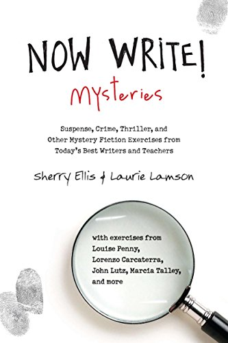 9781585429035: Now Write! Mysteries: Suspense, Crime, Thriller, and Other Mystery Fiction Exercises from Today's Best Writers and Teachers