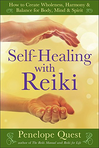 9781585429059: Self-Healing with Reiki: How to Create Wholeness, Harmony & Balance for Body, Mind & Spirit