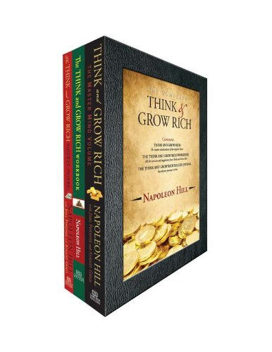 9781585429073: Complete Think And Grow Rich Box Set
