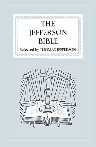 9781585429165: The Jefferson Bible
