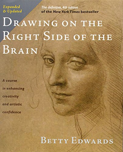 9781585429196: Drawing on the Right Side of the Brain: The Definitive, 4th Edition