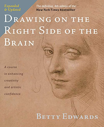 9781585429202: Drawing on the Right Side of the Brain: The Definitive, 4th Edition