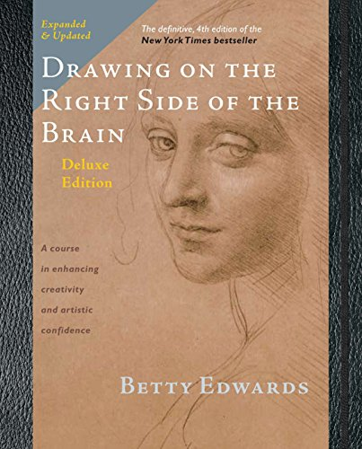 9781585429219: Drawing on the Right Side of the Brain: The Deluxe Edition