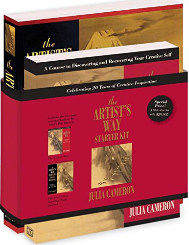 The Artist's Way Starter Kit (1585429287) by Julia Cameron
