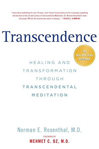 9781585429929: Transcendence: Healing and Transformation Through Transcendental Meditation