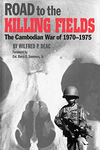 9781585440542: Road to the Killing Fields 1970-75 (Texas A & M University Military History)
