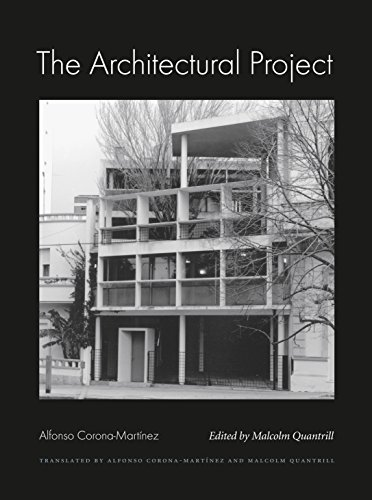 9781585441860: The Architectural Project (Studies in Architecture and Culture)