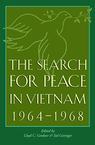 9781585443420: The Search for Peace in Vietnam, 1964-1968 (Foreign Relations & the Presidency)