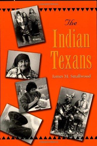 9781585443543: The Indian Texans (Texans All)