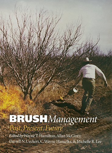 9781585443574: Brush Management: Past Present, Future (Texas A&M University Agriculture Series)