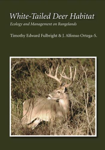 9781585444687: White-Tailed Deer Habitat: Ecology and Management on Rangelands (Perspectives on South Texas)