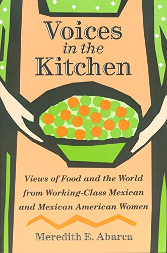 9781585444779: Voices in the Kitchen: Views of Food and the World from Working-Class Mexican and Mexican American Women (Rio Grande/Río Bravo: Borderlands Culture and Traditions)