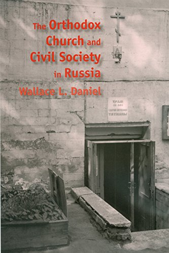 9781585445233: The Orthodox Church and Civil Society in Russia (Eugenia & Hugh M. Stewart '26 Series on Eastern Europe)