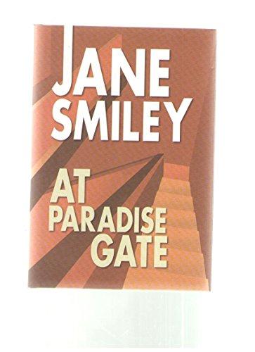 9781585470730: At Paradise Gate