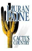 9781585470976: Cactus Country (Center Point Premier Western (Large Print))