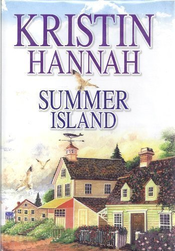 9781585471072: Summer Island (Center Point Platinum Fiction (Large Print))