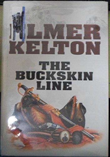 9781585471126: The Buckskin Line