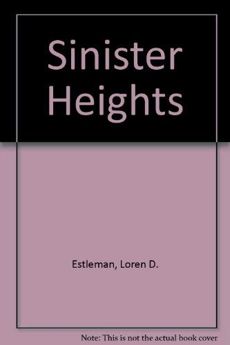 9781585472239: Sinister Heights (The Amos Walker Series #16)
