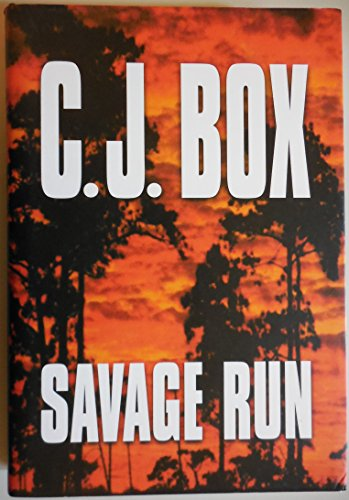 9781585472499: Savage Run (Platinum)