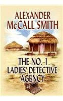The No. 1 Ladies' Detective Agency (1585473286) by Alexander McCall Smith