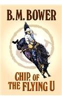 Chip of the Flying U: Bower, B. M.