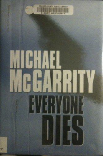 9781585473748: Everyone Dies (Center Point Platinum Romance (Large Print))