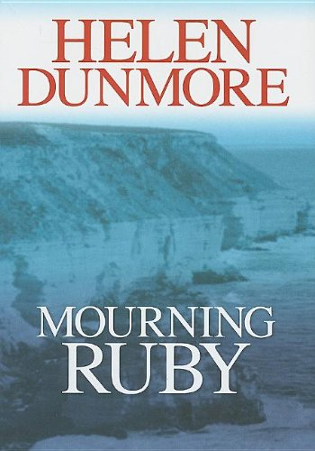 9781585474424: Mourning Ruby (Center Point Premier Mystery (Large Print))