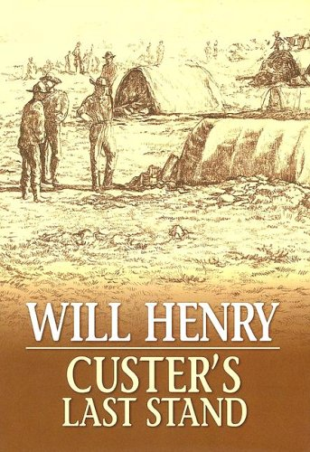9781585474813: Custer's Last Stand