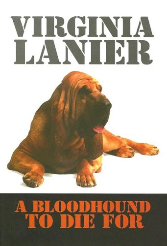 9781585474837: A Bloodhound to Die for