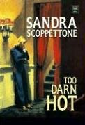 9781585477890: Too Darn Hot (Center Point Platinum Mystery (Large Print))