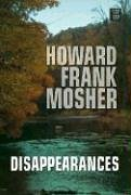 9781585477982: Disappearances (Center Point Premier Fiction (Large Print))