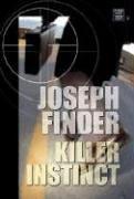 9781585478149: Killer Instinct (Center Point Platinum Fiction (Large Print))