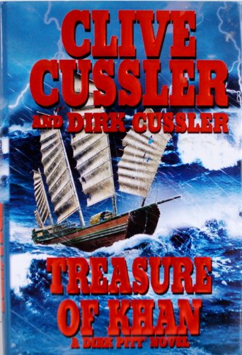 9781585478781: Treasure of Khan (Center Point Platinum Mystery (Large Print))