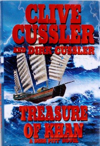 Treasure of Khan (Center Point Platinum Mystery: Cussler, Clive, Cussler,
