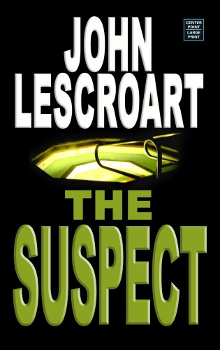 9781585479108: The Suspect (Center Point Platinum Mystery (Large Print))