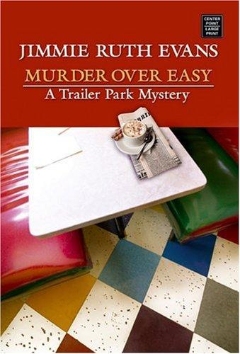 9781585479290: Murder Over Easy (Center Point Premier Mystery (Large Print))