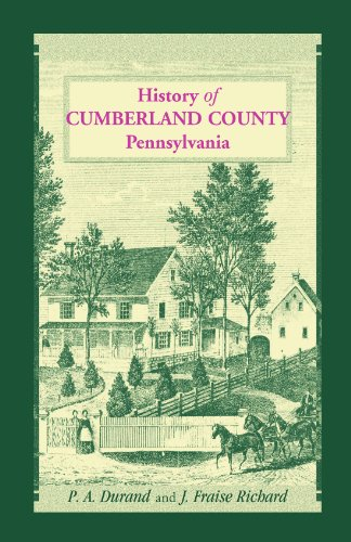 History of Cumberland County, Pennsylvania