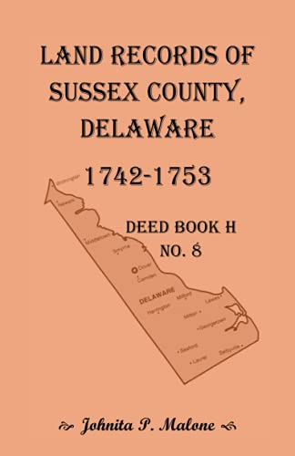 Land Records of Sussex County, Delaware, Deed: Johnita P Malone