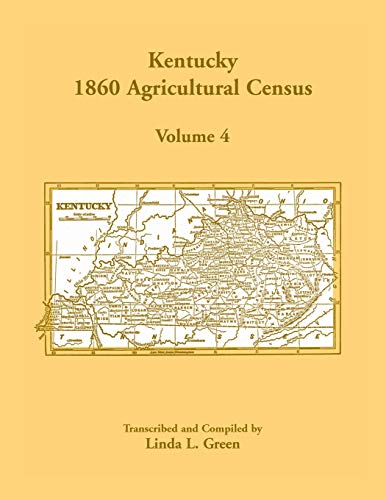 Kentucky 1860 Agricultural Census: Linda L. Green