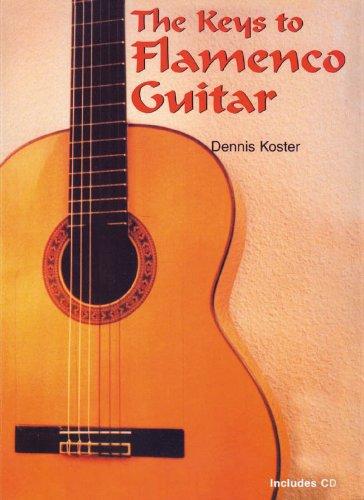 9781585600052: Keys To Flamenco Guitar by Koster, Dennis