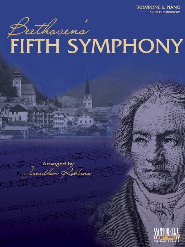 9781585600946: Beethoven's Fifth Symphony for Trombone & Piano