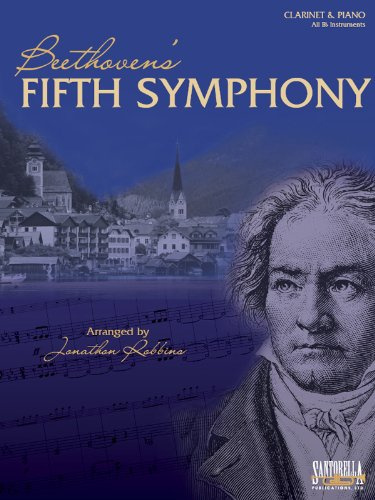 9781585600953: Beethoven's Fifth Symphony for Clarinet & Piano
