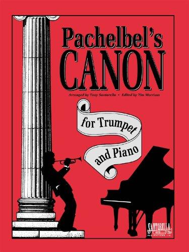 9781585601011: Pachelbel's Canon for Trumpet & Piano