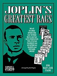 9781585601486: Joplin's Greatest Rags for Easy Piano (Book/CD)