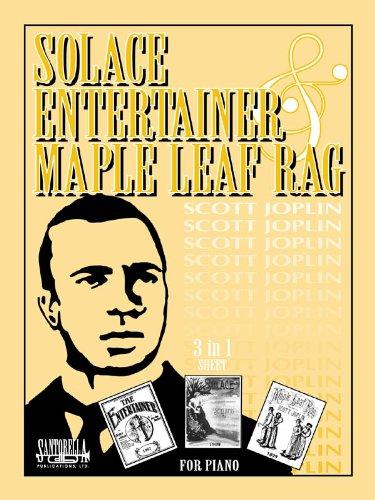 9781585601493: Solace, Entertainer & Maple Leaf Rag